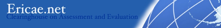 Clearinghouse on Assessment and Evaluation